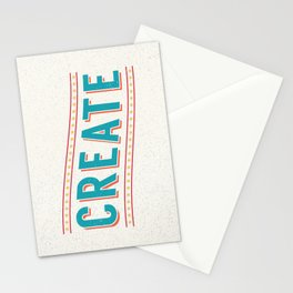 Create Stationery Cards