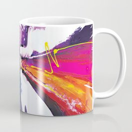Abstract Art Britto - QB294 Coffee Mug