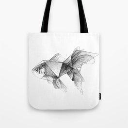 Goldfish Origami Tote Bag