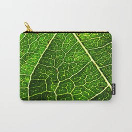 Leaf Landscape Carry-All Pouch