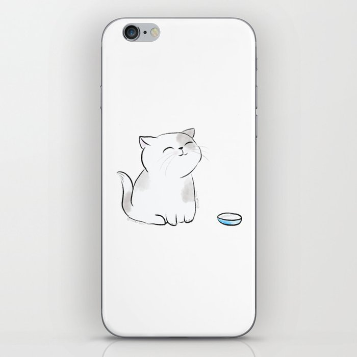 Feed me, Human. iPhone Skin