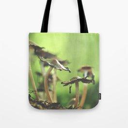 Inky Cap Tote Bag