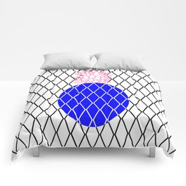 DIAMANTE PINEAPPLE ROYAL Comforters