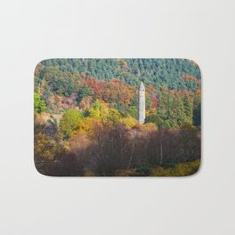 Autumn at Glendalough (RR 171) Bath Mat