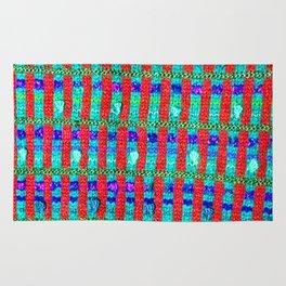 sasazuka knit 8 Rug