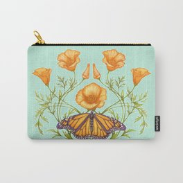 California Dream (Mint Version) Carry-All Pouch