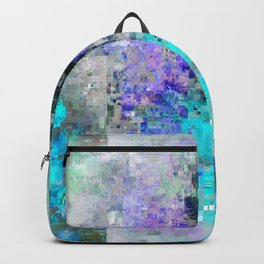 glitch cloud 10. Backpack