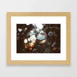 Lacy Framed Art Print