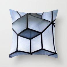 Actually a Streetlamp Throw Pillow