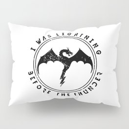 Imagine Dragon Thunder Pillow Sham