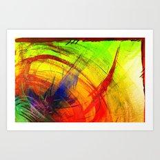 Wacko Jacqo Art Print