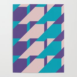 Abstract Glow #society6 #glow #pattern Poster