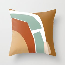 // Reminiscence 02 Throw Pillow