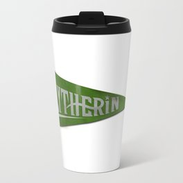 Slytherin 1948 Vintage Pennant Travel Mug