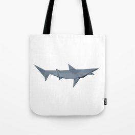Origami Shark Tote Bag