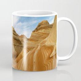 The Wave-Paria Wilderness Coffee Mug