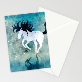 Cosmic Horse Stationery Cards