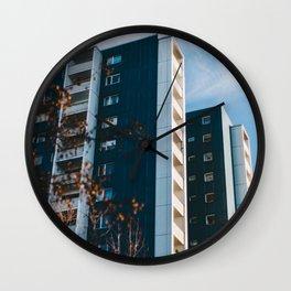 High-Rise Wall Clock