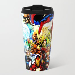 super hero full power Travel Mug