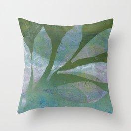 Botanica No. 11 Throw Pillow