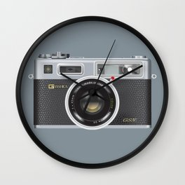 Yashica Electro 35 GSN Camera Wall Clock