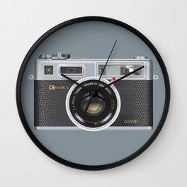 Yashica Electro 35 GSN Camera Wall Clock