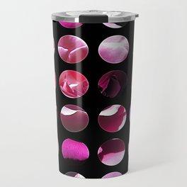 Rosas Moradas 1 Art Circles 1 Travel Mug