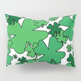 Clover Confetti Pillow Sham