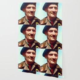 General Bernard Montgomery, WWII Leader Wallpaper