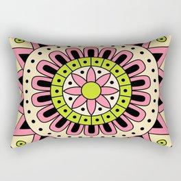 Mandala Dua Rectangular Pillow