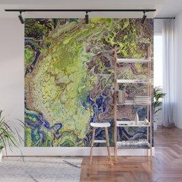 """Reptilian Nature"" Wall Mural"