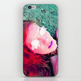 Another Red Head  iPhone Skin