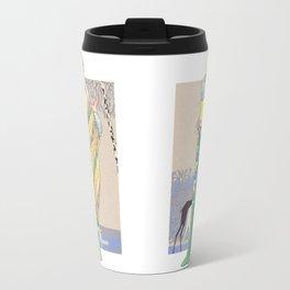 Art Deco 3 Travel Mug