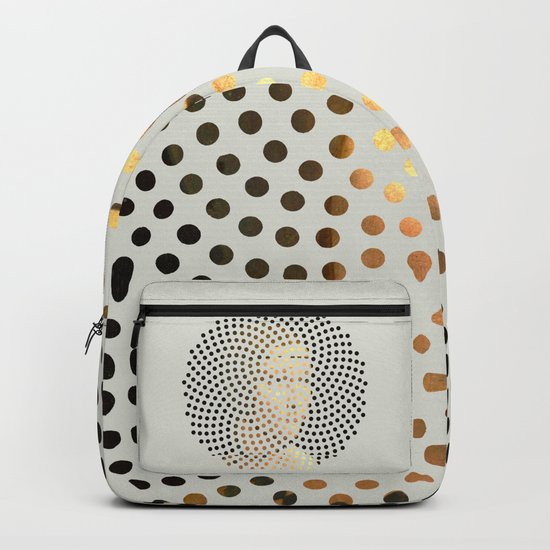 Optical Illusions - Famous Work of Art 5 Backpack