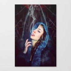 frigus Canvas Print