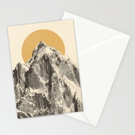 Mountainscape 5 Stationery Cards