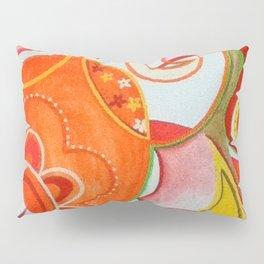 Paisley Garden Pillow Sham
