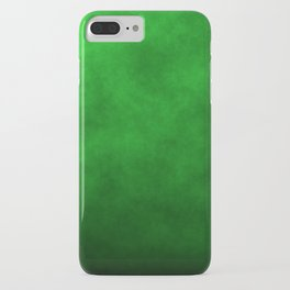 Monster Green Mad Scientist Laboratory Fog iPhone Case