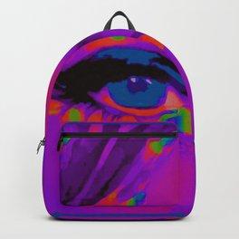 Debbie Purple Backpack