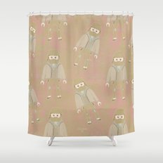 Toy Shower Curtain