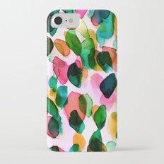 Rainbow Drizzle iPhone 7 Slim Case