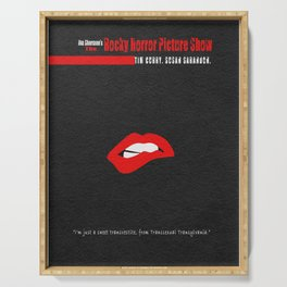 The Rocky Horror Picture Show Serving Tray