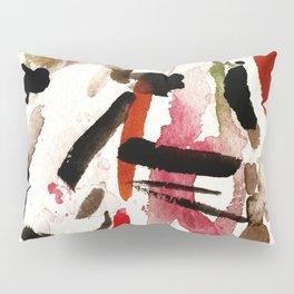 BLACK INVADERS Pillow Sham
