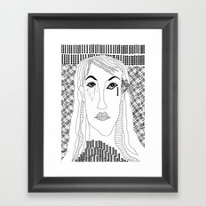 133. Framed Art Print