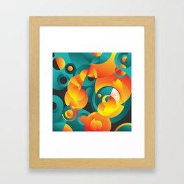 Cosmogony #02 Framed Art Print