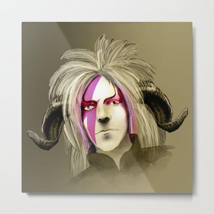 Pan's labyrinth Metal Print