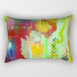Feather Prayer Rectangular Pillow