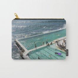 Icebeg's pool Bondi Beach. Carry-All Pouch