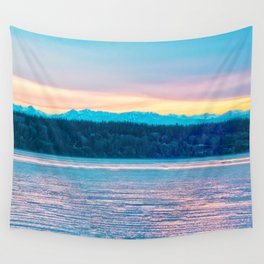Dusk for Porter Wall Tapestry