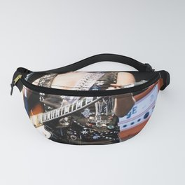 PJ Harvey  music poster print -rocking the stage Fanny Pack